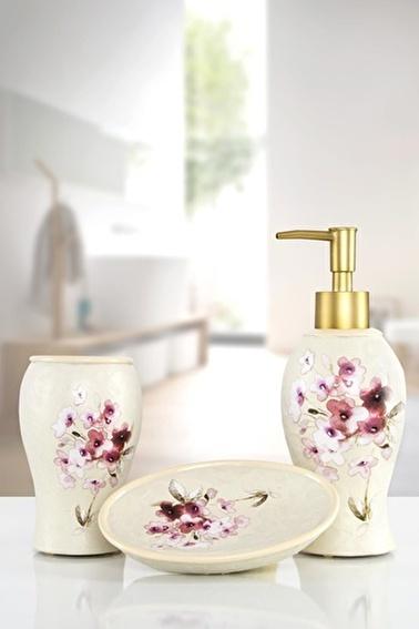 İrya Liana 3 Parça Banyo Seti Renkli